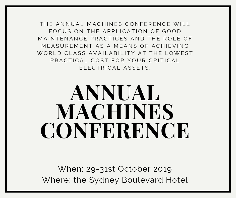Annual Machines Conference